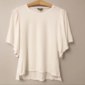 J.Crew Point Sur Bell Sleeve Blouse